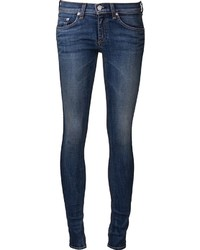 Jeans aderenti blu scuro di Rag and Bone
