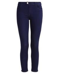 Jeans aderenti blu scuro di Replay