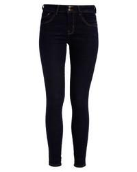 Jeans aderenti blu scuro di Tom Tailor