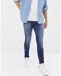 Jeans aderenti blu di Chasin'