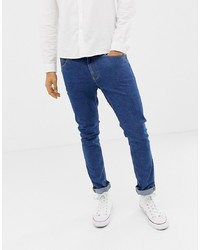 Jeans aderenti blu di Cheap Monday