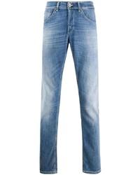 Jeans aderenti blu di Dondup