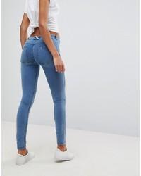 Jeans aderenti blu di Freddy