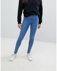 Jeans aderenti blu di Noisy May
