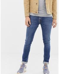 Jeans aderenti blu di Nudie Jeans