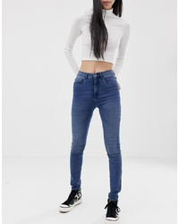Jeans aderenti blu di Only
