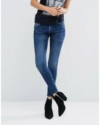Jeans aderenti blu di Pepe Jeans