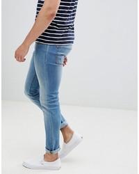 Jeans aderenti blu di Produkt