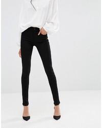 Jeans aderenti neri di A Gold E