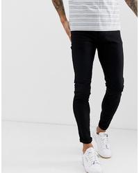 Jeans aderenti neri di APT