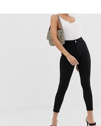 Jeans aderenti neri di Asos Petite