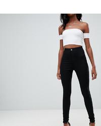 Jeans aderenti neri di Asos Tall