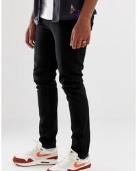 Jeans aderenti neri di Collusion