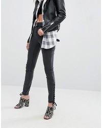 Jeans aderenti neri di Glamorous