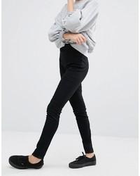 Jeans aderenti neri di Monki