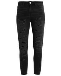 Jeans aderenti neri di New Look