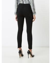 Jeans aderenti neri di Mother