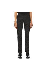 Jeans aderenti neri di Saint Laurent