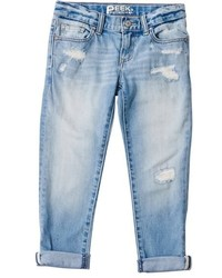 Jeans azzurri
