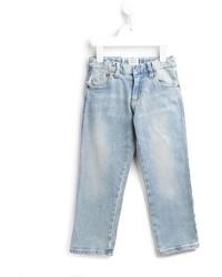 Jeans azzurri di Armani Junior