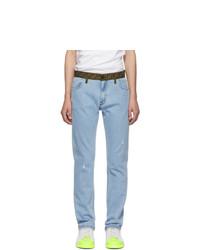 Jeans azzurri di Fendi