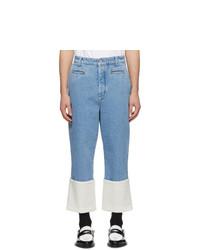 Jeans azzurri di Loewe