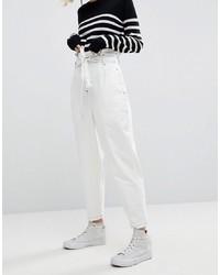Jeans bianchi di ASOS WHITE