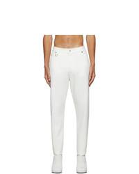 Jeans bianchi di Random Identities