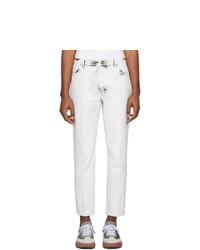 Jeans bianchi di Stella McCartney