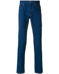 Jeans blu scuro di AMI Alexandre Mattiussi