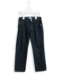 Jeans blu scuro di Armani Junior