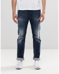 Jeans blu scuro di Diesel