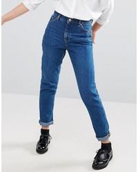 Jeans blu scuro di Monki