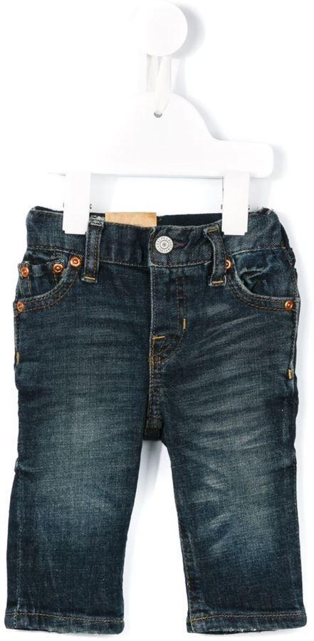 Jeans blu scuro di Ralph Lauren