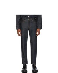 Jeans blu scuro di S.R. STUDIO. LA. CA.