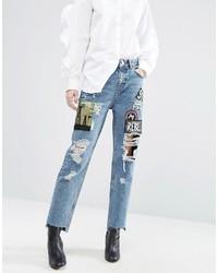Jeans blu di Asos