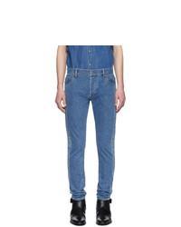 Jeans blu di Balmain
