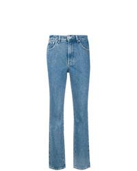Jeans blu di Chiara Ferragni