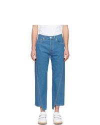 Jeans blu di Lanvin