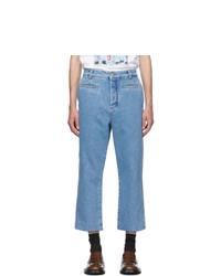 Jeans blu di Loewe
