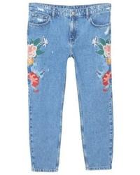 Jeans blu di Mango