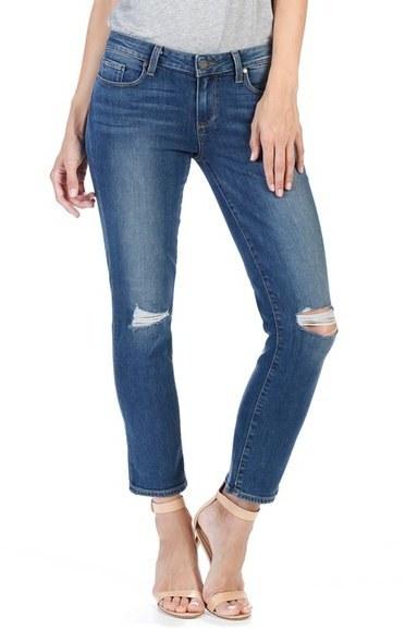 Jeans blu di Paige