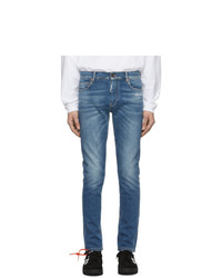 Jeans blu di Off-White