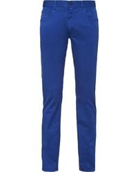 Jeans blu di Prada