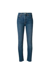 Jeans blu di RE/DONE