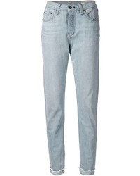 Jeans boyfriend azzurri di Rag and Bone