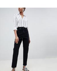 Jeans boyfriend neri di Asos Tall