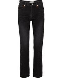 Jeans boyfriend neri di Balenciaga