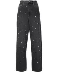 Jeans boyfriend neri di Etoile Isabel Marant