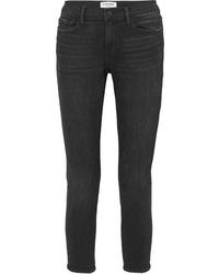 Jeans boyfriend neri di Frame